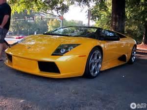 2012 Lamborghini Murcielago For Sale Lamborghini Murci 233 Lago Roadster 23 October 2016 Autogespot
