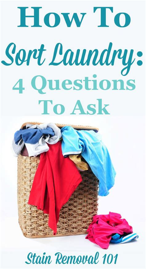 Can You Wash Colors And Darks Together - how to sort laundry tips to make the process fast but still effective