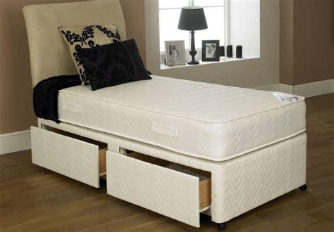 2 single beds dunlopillo twin divan single beds can be highgate beds healthopaedic supreme vasco ortho sprung