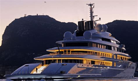 Al Azzam m y azzam 180m yacht by l 252 rssen yachts the largest