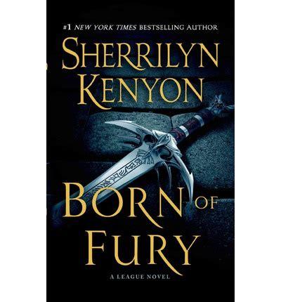 of fury books born of fury by sherrilyn kenyon
