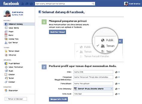 membuat tilan facebook dengan html cara membuat facebook baru daftar akun fb belajar