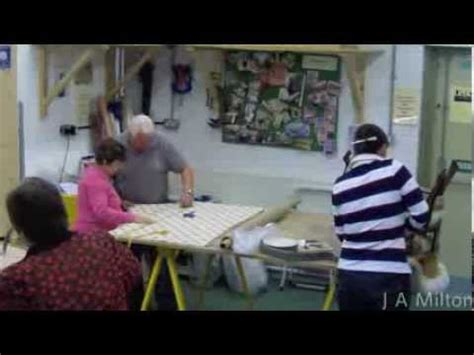 ja milton upholstery j a milton s upholstery course video youtube