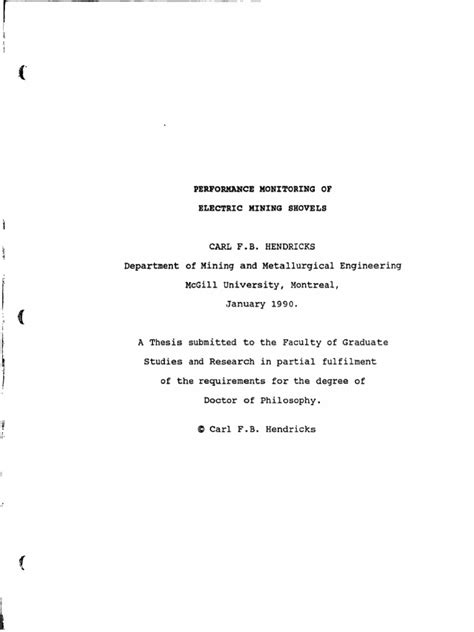 experimental researches in electricity vol 2 classic reprint books performance monitoring of electric mining shovels pdf