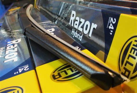 Wiper Hella Razor Hybrid 26in hella razor hybrid wiper blade 3rd generation 26