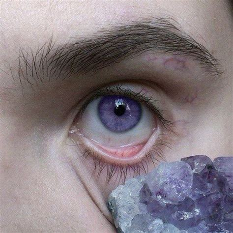 purple eye color purple eye and eyes image amethyst purple or violet