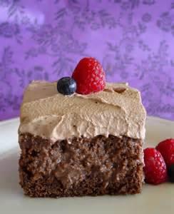 chocolate tres leches cake recipe dishmaps