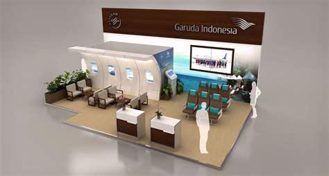 booth design concept booth design concept garuda indonesia
