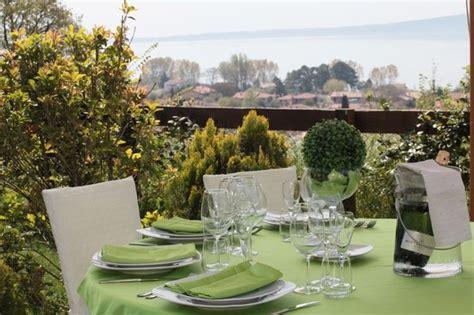 le terrazze sul lago trevignano tovagliato verde picture of le terrazze sul lago