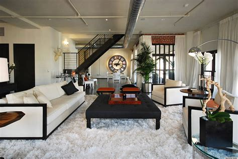 home tours house tour a stunning los angeles loft designed by