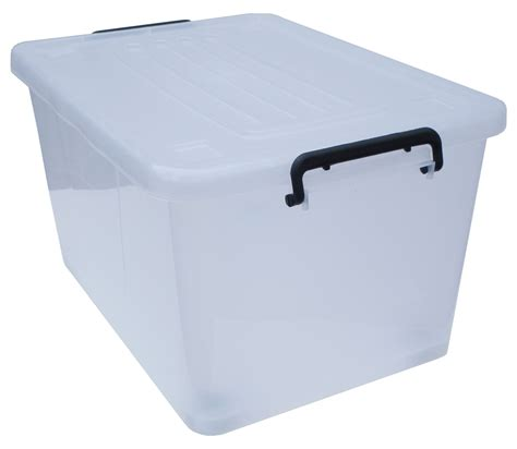 50l plastic storage box