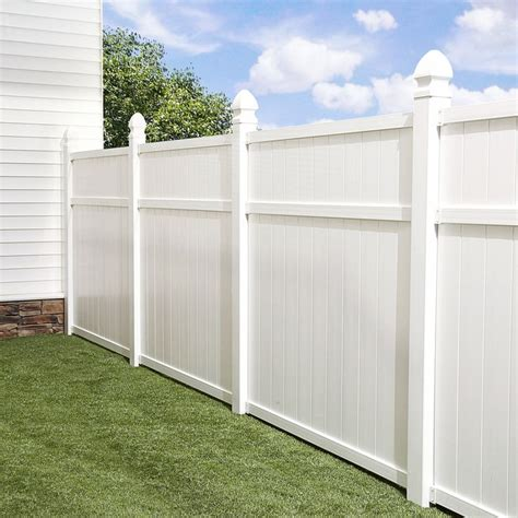 vinyl fencing home depot fabulous w green privacy hedge