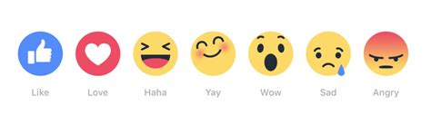 emoji fb i nuovi tasti di facebook il post