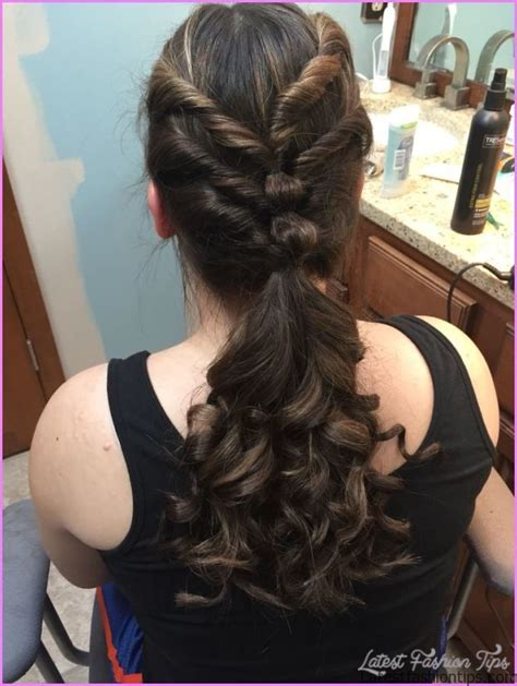 and easy hairstyles for school dances hairstyles for school dances latestfashiontips
