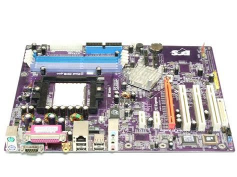 Sockel 939 Mainboard by Ecs Elitegroup Nforce4 A939 Atx Mainboard Socket Sockel 939 Sata Pcie X1 X16 Ddr