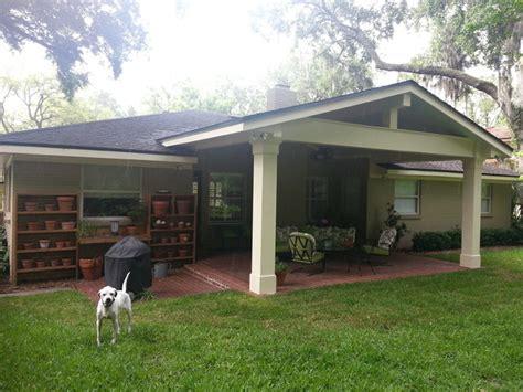 Back Porch Additions back porch addition