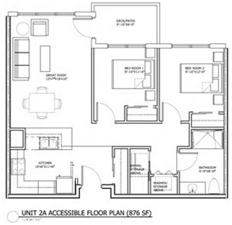 Accessible Bathroom Floor Plans by Handicapped Accessible Residential Floor Plans 171 Floor Plans