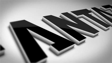 Elegant 3d Logo After Effects Template Youtube 3d After Effects Templates