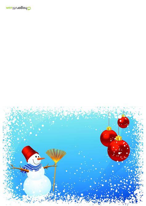 imagenes tarjetas navideñas para imprimir postal o felicitaci 243 n navide 241 a con dibujos en decoraci 243 n