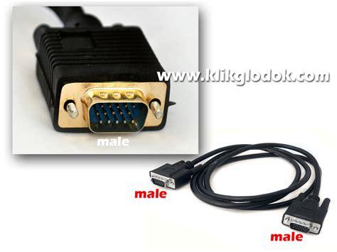 Harga Kabel Vga Monitor Komputer kabel vga