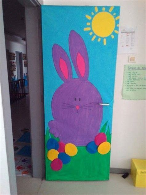 door decoration ideas for top easter classroom door decorations ideas 2 171 funnycrafts