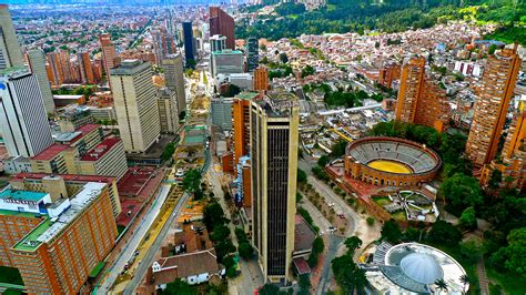 Phone Lookup Colombia Colpatria Tower View Of Bogota 360 186 Alegrias Hostel Alegria 180 S Hostel