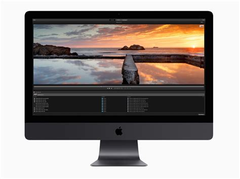 final cut pro imac apple just added 360 degree vr video editing and more