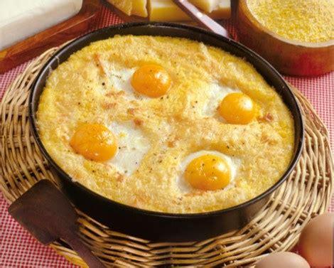 ricette per cucinare le uova polenta con le uova cucina