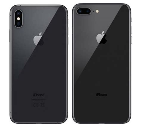 compare smartphones apple iphone xs max vs apple iphone 8 plus cameracreativ