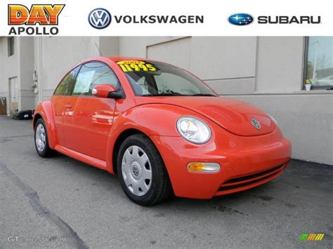 orange volkswagen 2003 sundown orange volkswagen beetle gl coupe