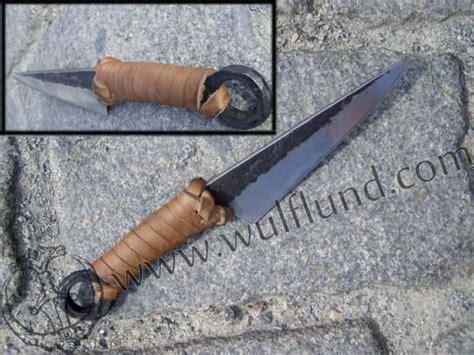 forging a pattern welded knife celtic knife pattern welded wulflund com