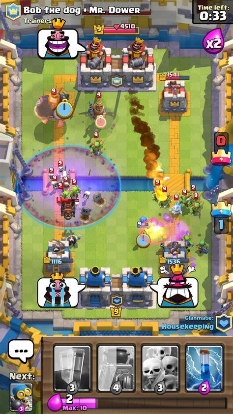 detodito actualizacion clash royale clash of clash royal clash royale clash royale un nouveau mode 2v2 pour s affronter entre