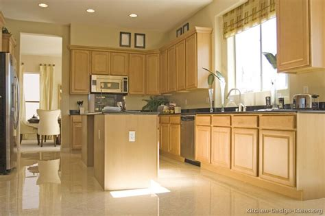 Light Wood Kitchens Pictures Of Kitchens Traditional Light Wood Kitchen Cabinets Page 2