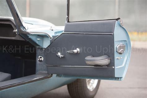 jaguar e type roadster series 1 door panel pair k h