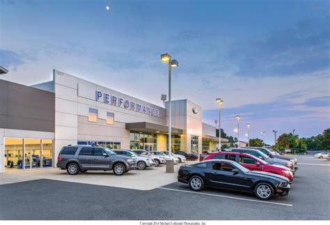Ford Dealership Performance Ford Lincoln by Felix Sabates Ford Lincoln Car Dealership In Nc