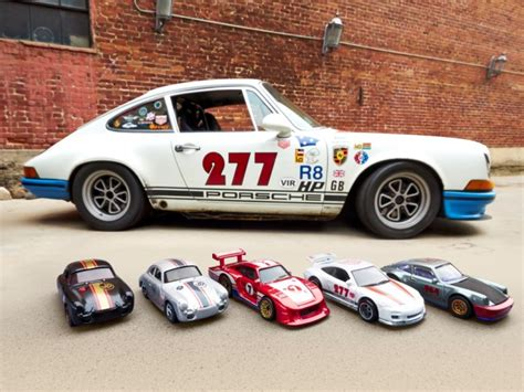 Hotwheels Porsche magnus walker porsches immortalized in new wheels cars the news wheel
