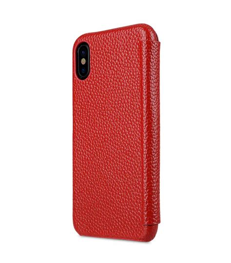 Melkco Premium Leather Cover Book Type For Sa Original premium leather for apple iphone x cover book