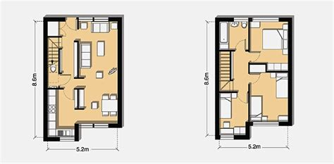 How Much Is 400 Square Feet by The Incredible Shrinking Houses British Homes Built Now