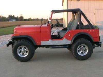 jeep nitro for sale jeep cj jeep cj5 total mechanical restoration nitro