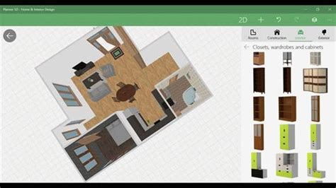 design your own home 5d planner 5d дизайн интерьера скачать бесплатно windows