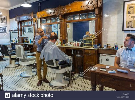 new image barber shop new york city usa inside s traditional barber shop