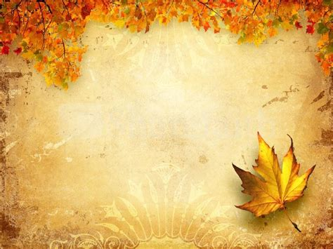 Best Photos Of Fall Powerpoint Templates Free Fall Free Fall Powerpoint Templates