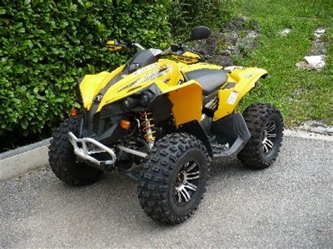 Motoscout Quad by Quad Can Am 800 Usato