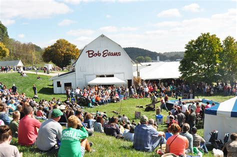 Bob Evans Sweepstakes - the bob evans 46th farm festival october 14th 16th giveaway ends 10 6