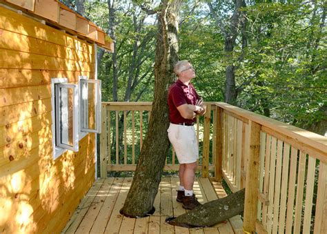 home plans blog 10 handpicked ideas to discover in grandfather builds epic 3 story 40ft treehouse for his