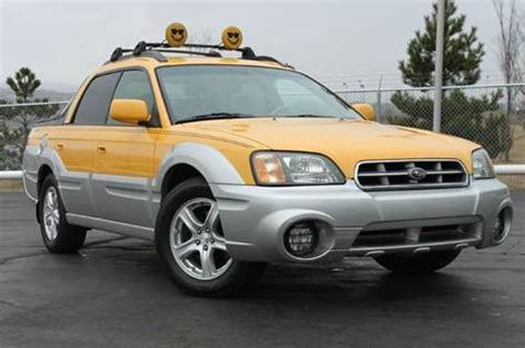 auto air conditioning service 2003 subaru baja parental controls 2003 subaru baja for sale carsforsale com