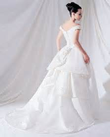 wedding dresses that are not white white bridal s dresses designs quot fancy and