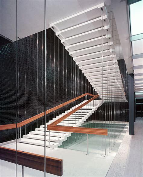 general motors headquarters interior eero saarinen formidable mag architecture