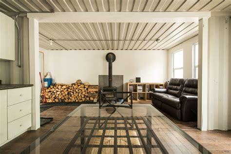 Camp Kitchen Designs by Visite Priv 233 E D Une Maison Container