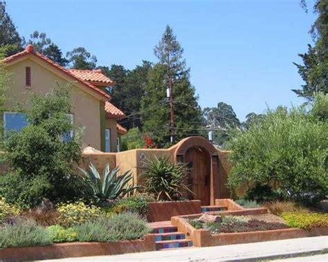 backyard in spanish beautiful landscaping ideas and backyard designs in